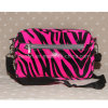 Magenta Zebra Print Fashion Bag (DBFB-004)