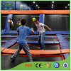 Funny Kids Gymnastic Trampoline with Dodgeball