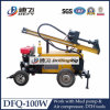 Dfq-100W 100m Small Hydraulic Water Drilling Rig