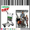 Aluminum Airport Luggage Trolley with Brakes