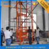 Hydraulic Guide Rail Chain Electric Elevator Hoist Machines