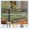 Factory Supply Powder Coated Aluminum Fence / Decorative Aluminum Garden Fence