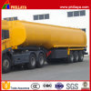 30-50 Cbm Carbon Steel 3 Axles Fuel Tanker Semi Trailer
