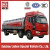 6X2 FAW 15-20cbm Aluminum Alloy Tank Truck for Flammable Liquid