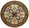 Hot Sale Marble Mosaic Medallion for Floor Design