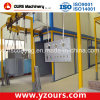 Integrated Powder Coating Machine for Aluminium Profiles