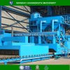 Steel Plate Preprocess Production Line with Blasting and Painting Unit