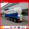 Powder Carrier Steel Tank Tanker Semi Truck Bulk Cement Trailer