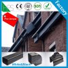 Guangzhou Manufacturer Overseas Warehouse 2 Colors PVC Roof Tile Rain Gutter