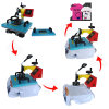 Rotated 360 Degrees Heat Press Machine for T-Shirt