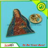 2014 Gold Plating Metal Triangle Pin Badge (JN-B17)