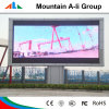 Waterproof P16mm LED Full Color Display LED Wall
