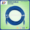 CE, RoHS, ISO Certificated Cat5 24AWG Patch Cable