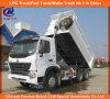 Heavy Duty 371HP Sinotruk HOWO A7 Tipper Dump Truck