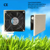 No Screw Installation DC 24V Fan with 150mm Air Filter for Cabinet Cooling