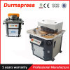 Qf28y-8X300 Stainless Plate Fixed Angle Hydraulic Notching Machine
