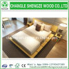 2015 Popular Style Simple Design Wooden Bed