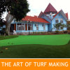 High Quality Backyard Putting Golf Green