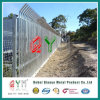 Hot-Dipped Galvanized Palisade Fence Wrought Iron Garden Fence