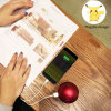 Pokemon Go Hand Warmer Power Bank with 6000 mAh Capacity