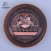 Custom 3D Logo Antique Bronze Souvenir Coin of Honor in Metal