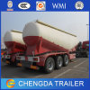 Factory Tri-Axle V Shape 45cbm Cement Tanker Trailer