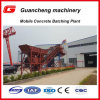 Hot Sale Mobile Batching Mixing Cement Plant on Sale