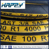 Hot Sell High Pressure Steel Wire Braided Rubber Hose