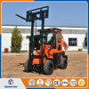 Lifting Equipment Mini Diesel Forklift Rough Terrain Forklift (3t)