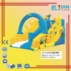 Air Blower Inflatable Outdoor Playground Inflatable Water Slide