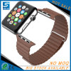 Luxury Leather Wrist Watch Band Strap for Apple Watch