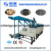High Efficiency Wood Sawdust Screw Press Briquette Machine