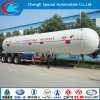 New Condition 49.6m3 Liquefied Petroleum Gas Tanker Semi Trailer
