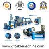 High Speed Core Wire Plastic Extruder Machine / PVC/PE Screw Extruder