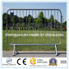 Galvanized / Powder Coated Pedestrian Barrier / Crowd Control Barrier /Road Barrier
