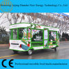 Vegetable and Fruit Food Service Trucks for Sale (CE)