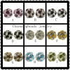 Jewelry Ball Beads, Alloy Pave Beads, New Arrival Crystal Beads Shamballa Products!