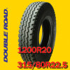 Truck Tire 12.00r20, All Steel Radial Truck Tyre