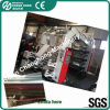 6 Color High Speed Flexographic Printing Machine with Double Winder