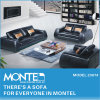 2014 New Model Sofa Set, Home Furniture Leisure Sofa