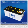 12V Dry Charged Auto Battery Truck Battery 200ah