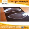 Clear PMMA Car Light Prototype Mould with ISO Certification