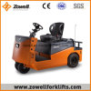 ISO9001 Electric Towing Tractor with 6 Ton Pulling Force