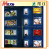 Hanging Double Side Acrylic Poster Frame LED Light Box