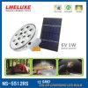 12PCS Protable SMD LED Rechargeable Solar Bulb