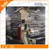 Stack Type 6 Color PP Film Flexo Printing Machine