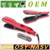 2016 Lately Design Electric Steam Hair Straightener Comb Iron Ceramic