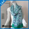 Green 60 Rayon Scarves Women