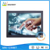 12 Inch Touch Screen LCD Monitor with USB HDMI DVI VGA Input (MW-123MBT)