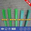 Colorful High Density Extrusion Nylon Polymide PA 66 Plastic Strip / Sliding Rail